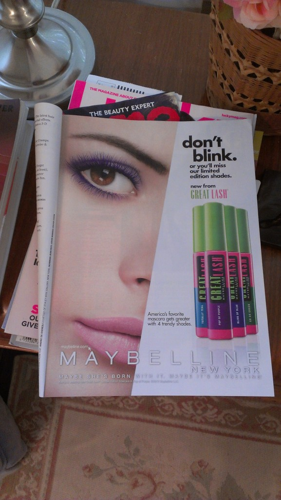 3ab28540539 Needle in a Haystack: My Quest for Maybelline Great Lash Limited ...