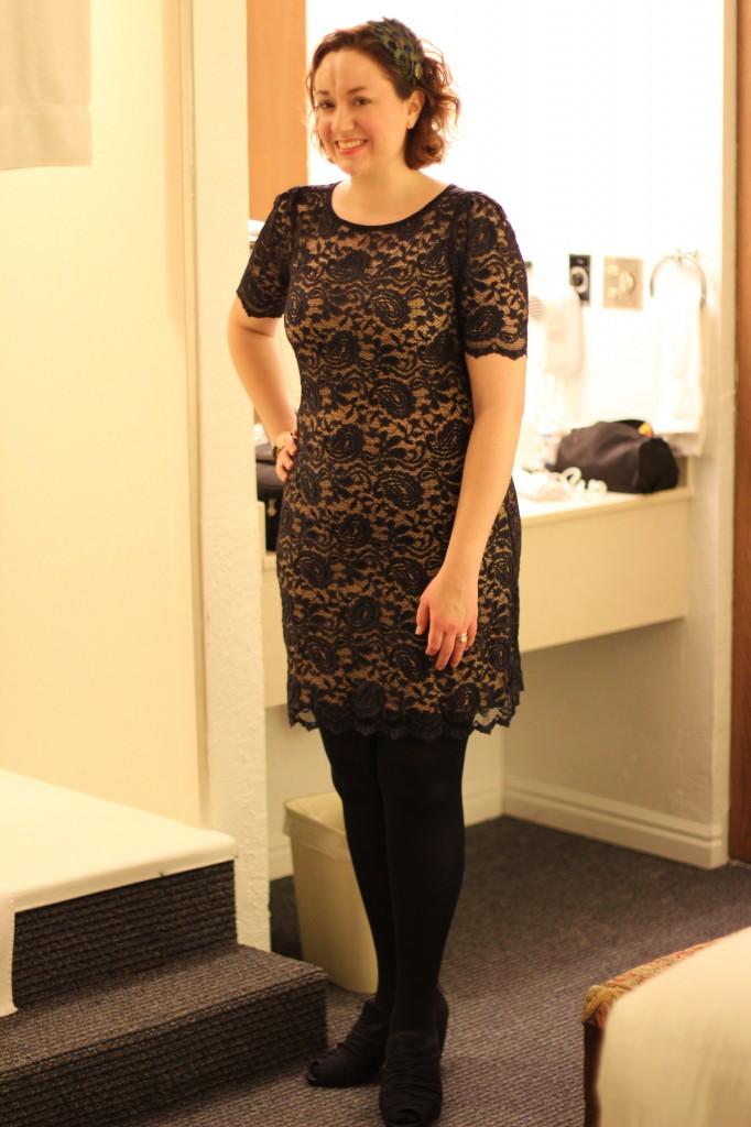 Walking with Cake: Alt Summit Clue Dress