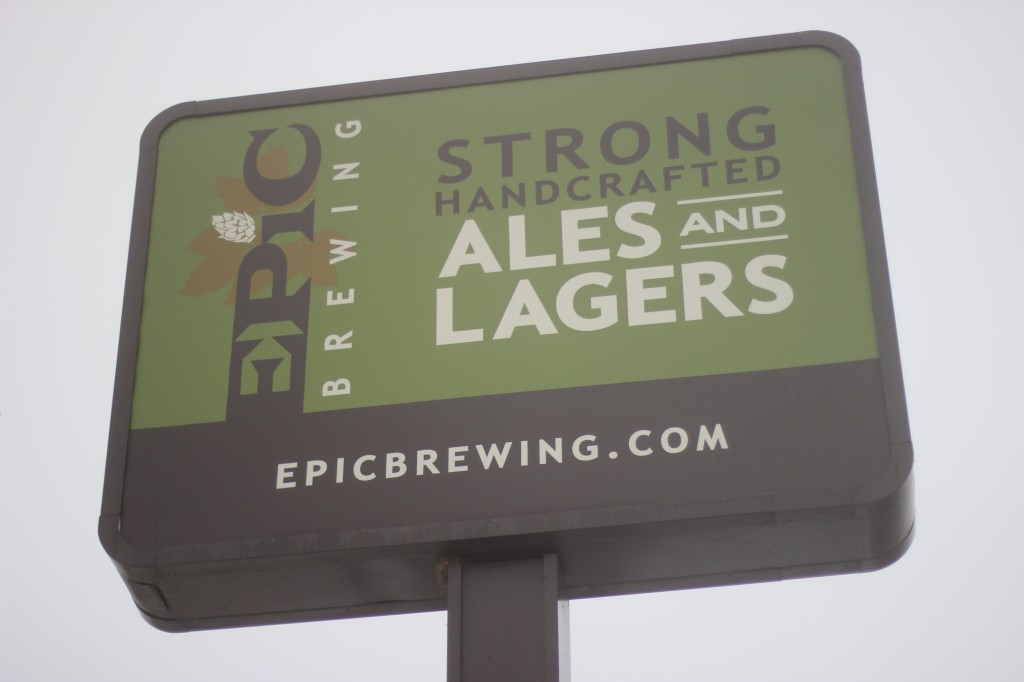 Walking with Cake: Epic Brewing, SLC