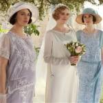 (The Crawley Sisters of Downton Abbey, photo by Joss Barratt/Carnival Films)