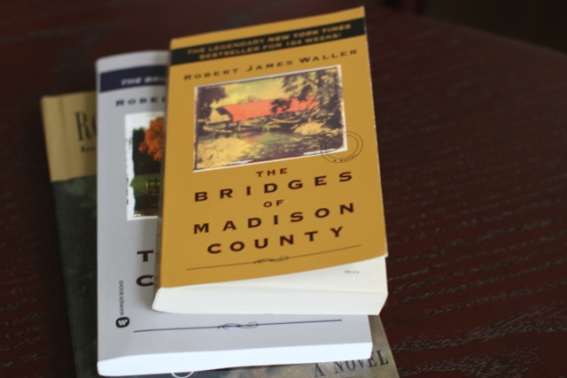Walking with Cake: The Bridges of Madison County