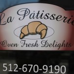 Walking with Cake: La Pâtisserie by Oven Fresh Delights