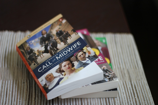 Walking with Cake: Call the Midwife Memoirs
