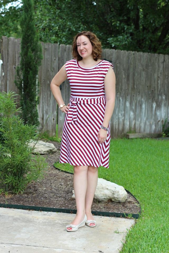 Walking with Cake: ModCloth's Riviera Romance Dress