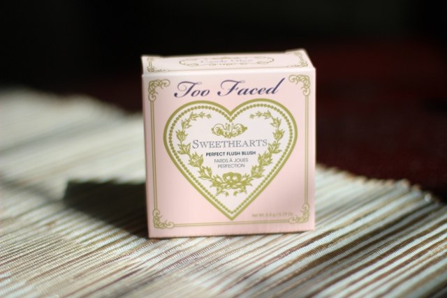 Walking with Cake: Too Faced Sweethearts Perfect Flush Blush
