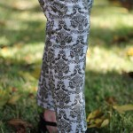 Walking with Cake: Brocade Charlie Trousers by Cartonnier