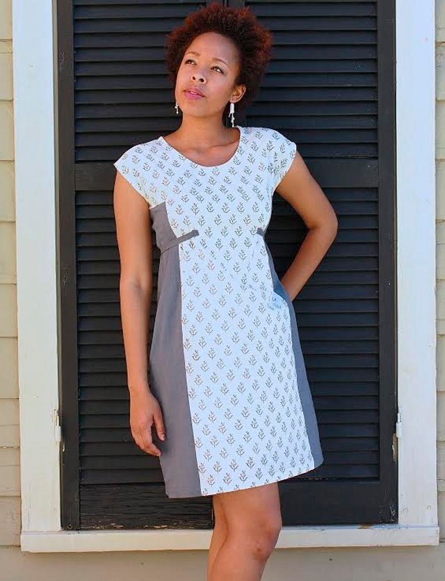 Walking with Cake: Passion Lilie Chennai dress
