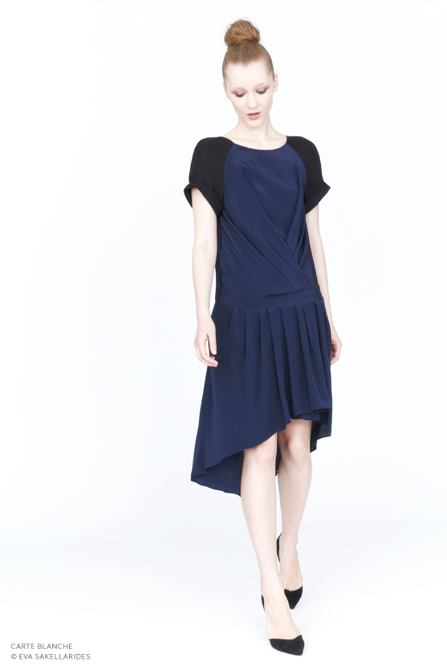 Walking with Cake: Carte Blanche Easy T-Shirt Dress