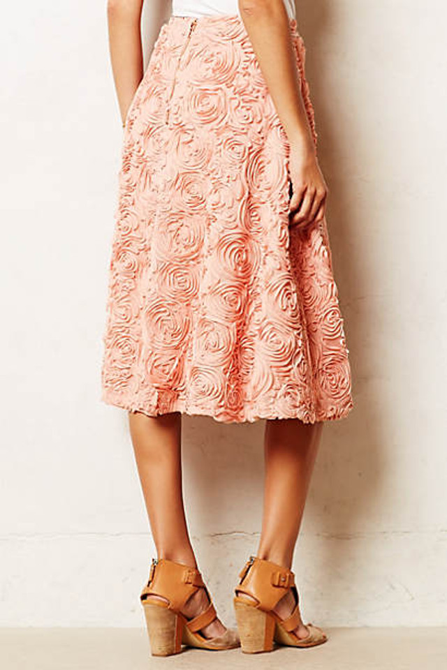 Walking with Cake: Anthropologie Petaluma Skirt