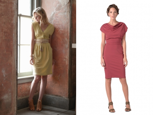 Walking with Cake: Synergy Padma Dress and Matilda Dress