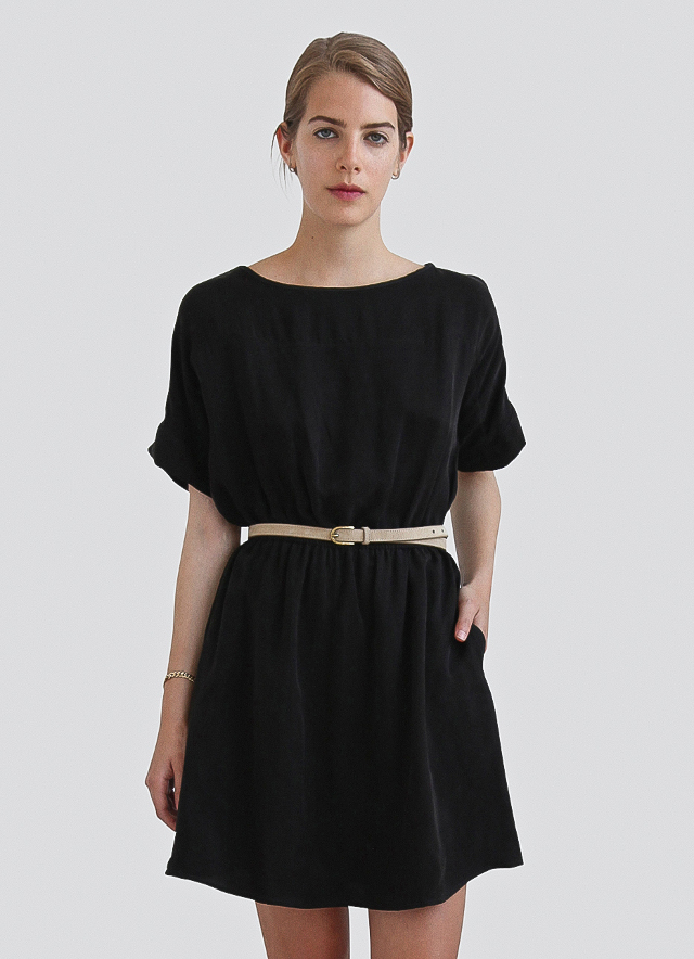 Walking with Cake: Objects Without Meaning SIDNEY-DRESS-BLACK1