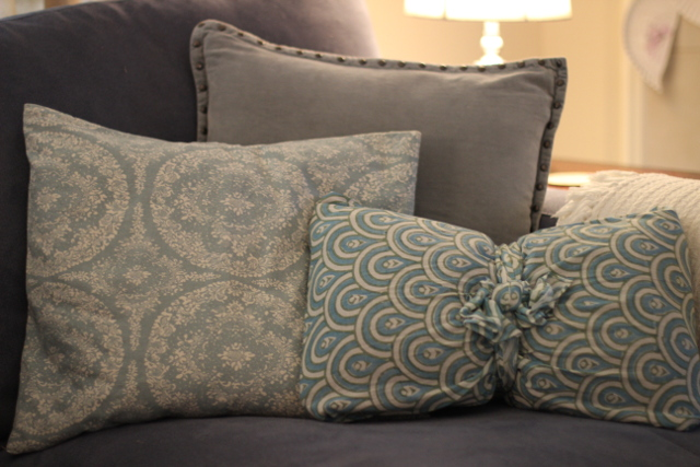 Walking with Cake: Late Summer Pillows