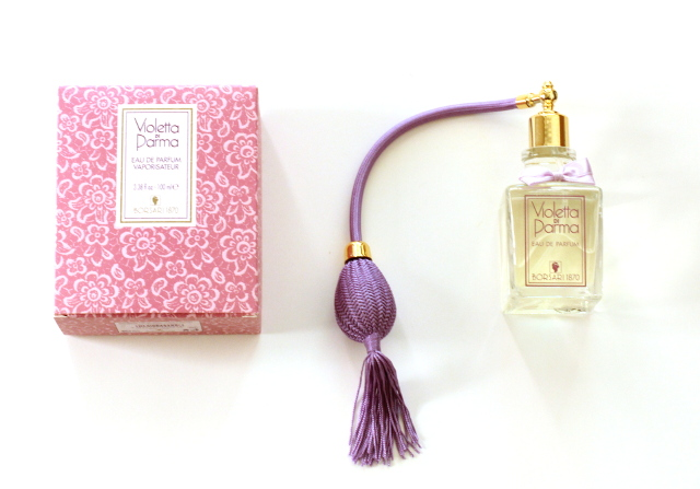 Walking with Cake: Violetta di Parma Perfume