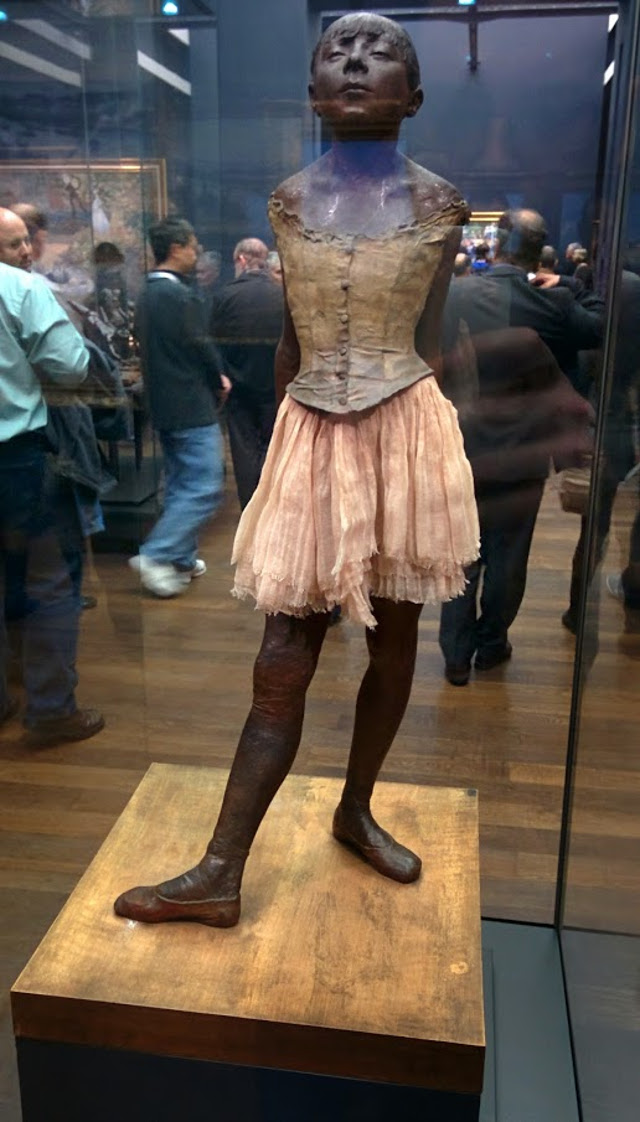 Walking with Cake: Degas' Little Dancer of Fourteen Years