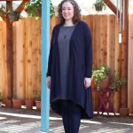 Walking with Cake: Cardigan with dress