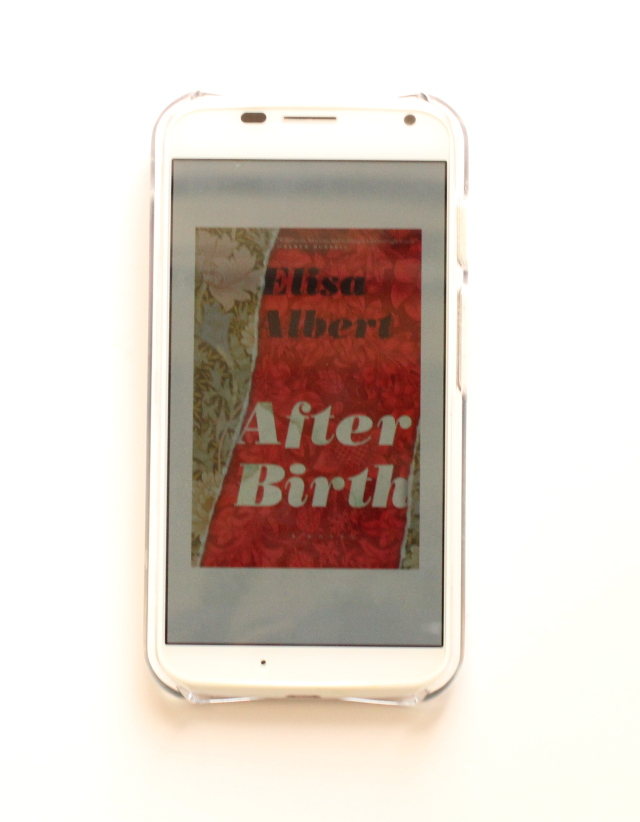 Walking with Cake: After Birth by Elisa Albert