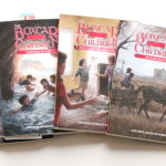 (The first four books in The Boxcar Children series by Gertrude Chandler Warner.)