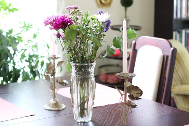 Walking with Cake: Mother's Day Flowers