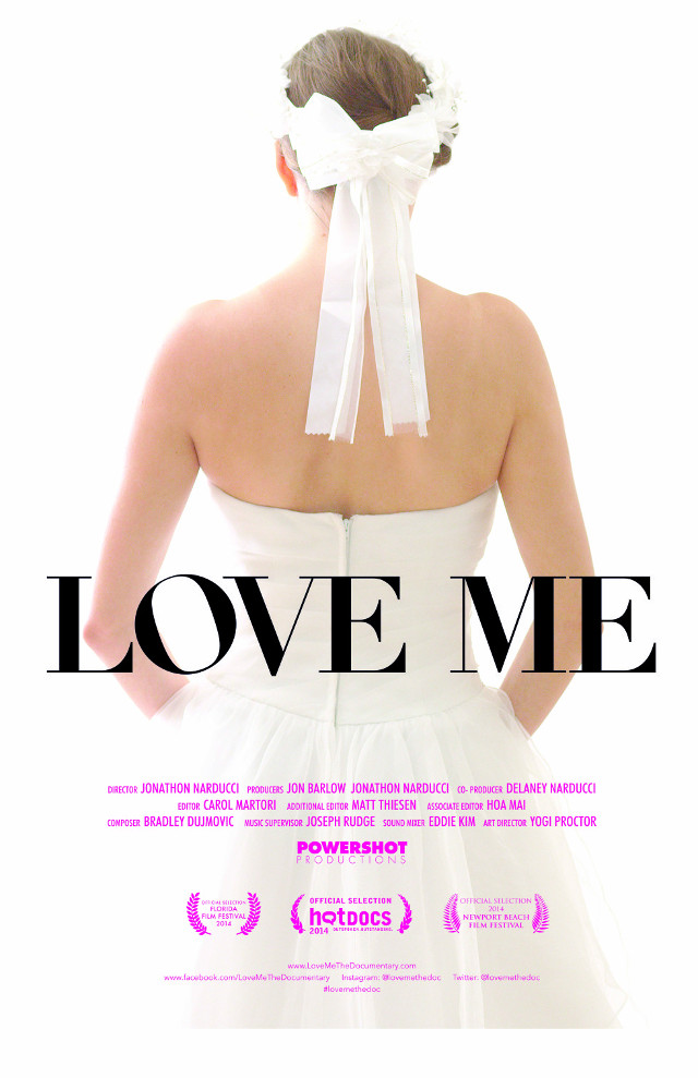 Walking with Cake: love-me_poster_24x36_final