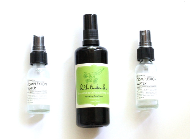 Walking with Cake: Facial Mists