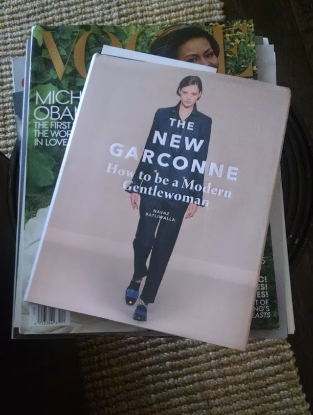 (The New Garconne: How to be a Modern Gentlewoman by Navaz Batliwalla.)