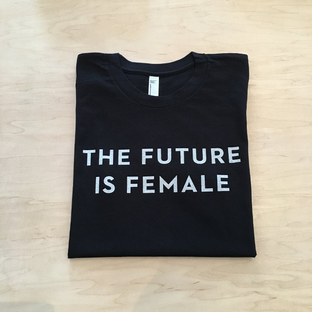 Walking with Cake: The Future is Female, via Otherwild