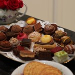 Walking with Cake: Petit fours by La Pâtisserie