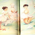 Walking with Cake: Page from Dream Animals by Emily Winfield Martin