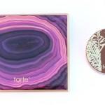 (Tarte's pretty packaging.)