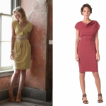 (The Matilda Dress and the Padma Dress, both by Synergy.)