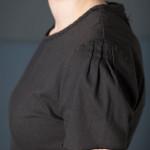 (Alabama Chanin Essentials Tuck Sleeve Shirt.)