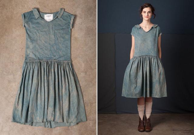 Walking with Cake: Alabama Chanin Francis Dress