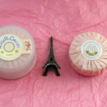 (Pretty soap from Paris.)