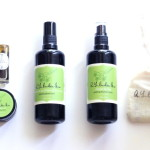 (My favorite products from R.L. Linden.)