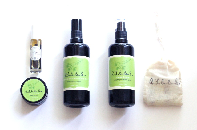 Walking with Cake: R.L. Linden Products