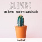 SLOWRE: Women's Pre-Loved Sustainable Style