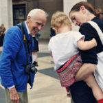 (Bill Cunningham at Fashion Week, photographed by jiyang Chen, via Wikipedia.)