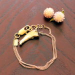 (The TGO Chain & Claw Bracelet by Jacto.)